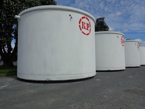 KP Concrete Water tanks